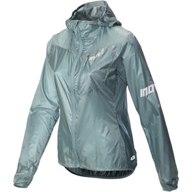 inov-8 Windshell Løbejakke Damer, blue grey